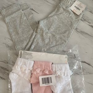 Carters tights and Socks bundle!